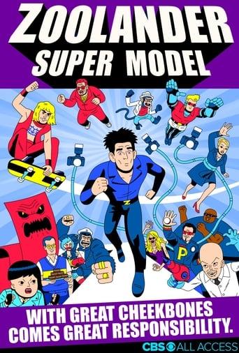 Poster of Zoolander: Super Model