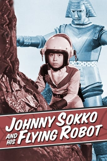 Watch Johnny Sokko and His Flying Robot Online Free Movie Now