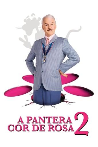 A Pantera Cor de Rosa 2 - Poster