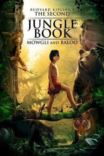 Poster of The Second Jungle Book: Mowgli & Baloo