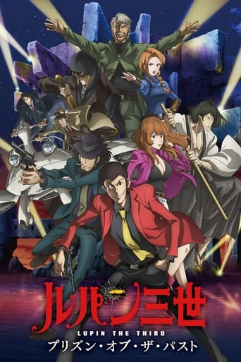 Lupin the Third: Prison of the Past