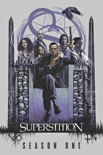 Superstition 1ª Temporada - Poster