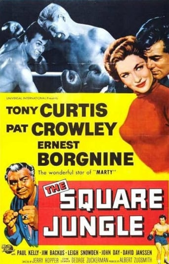Poster of The Square Jungle