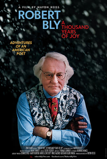 Poster of Robert Bly: A Thousand Years of Joy