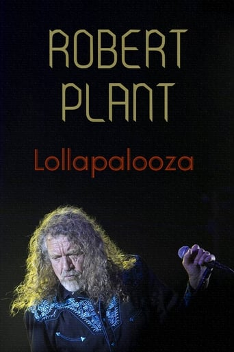 Watch Robert Plant: [2015] Lollapalooza Festival 2015 full online free