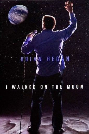 Poster of Brian Regan: I Walked on the Moon