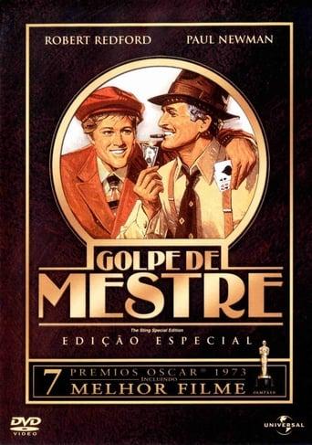 Golpe de Mestre - Poster