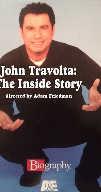 John Travolta: The Inside Story poster