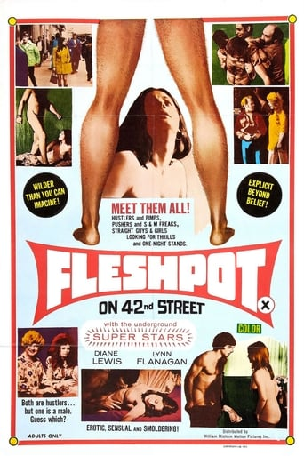 Poster of Fleshpot on 42nd Street