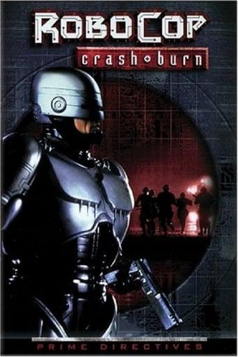 Poster of RoboCop: Crash and Burn