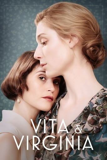 Vita & Virginia Movie Poster