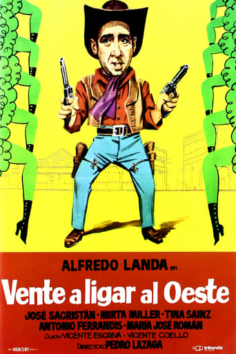 Poster of Vente a ligar al Oeste