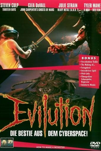 Evilution - Die Bestie Aus Dem Cyberspace!