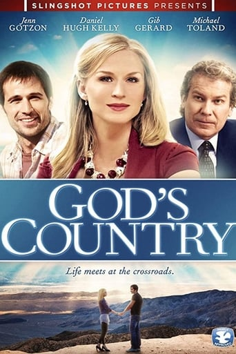 God's Country (2012) - poster