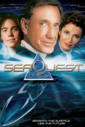 Poster of seaQuest DSV