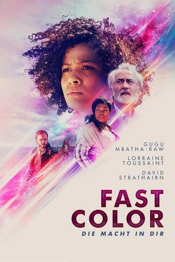 Fast Color - Die Macht in Dir - Thriller / 2021 / ab 12 Jahre
