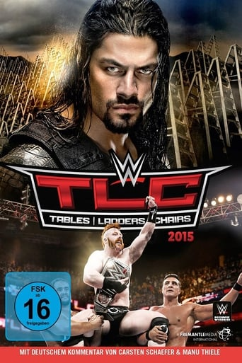 Poster of WWE TLC: Tables, Ladders and Chairs 2015