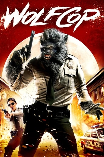 Poster of WolfCop