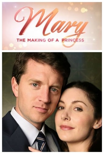 Poster of Mary: The Making of a Princess