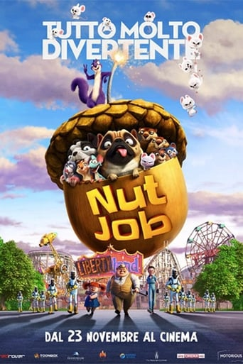 Poster of Nut Job - Tutto Molto Divertente