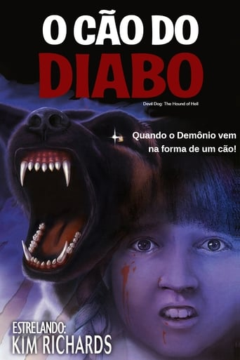 Cão do Diabo - Poster
