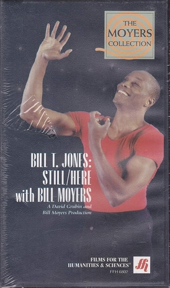 Bill T. Jones: Still/Here Movie Poster