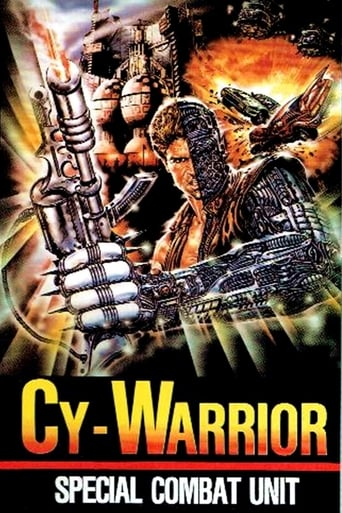 Poster of Cy-Warrior