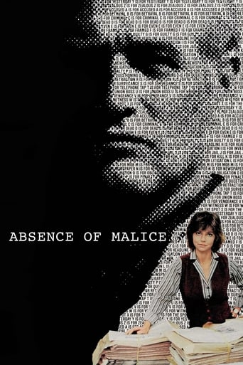 Poster of Absence of Malice