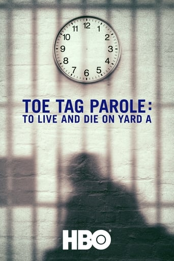Ver Toe Tag Parole: To Live and Die on Yard A pelicula online