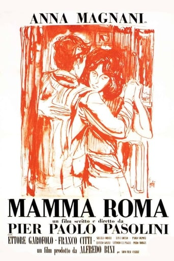 Poster of Mamma Roma
