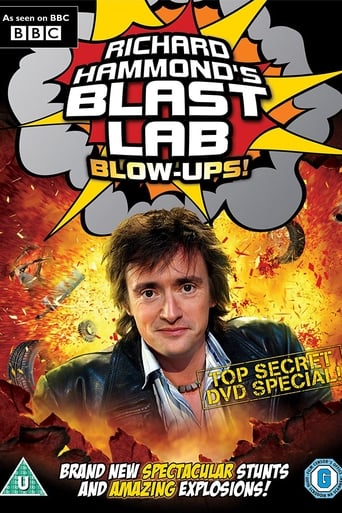 Watch Richard Hammond's Blast Lab Blow-Ups Online Free Putlocker