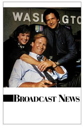 Poster of Broadcast News