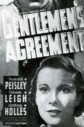 Poster of Gentlemen's Agreement