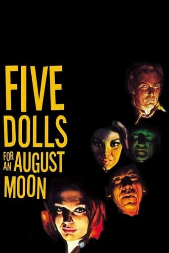 Film L'Ile de l'épouvante  (Cinque bambole per la luna d'agosto) streaming VF gratuit complet