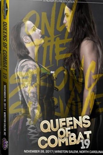 Poster of Queens Of Combat QOC 19