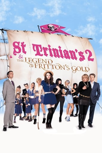 Poster of St Trinian's 2: The Legend of Fritton's Gold