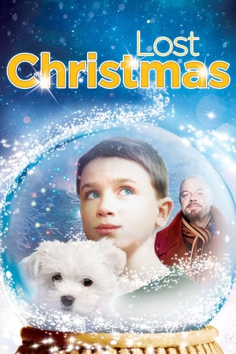 Poster of Lost Christmas