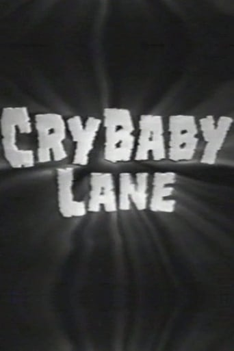 Poster of Cry Baby Lane