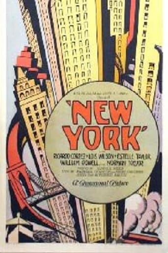 Poster of New York