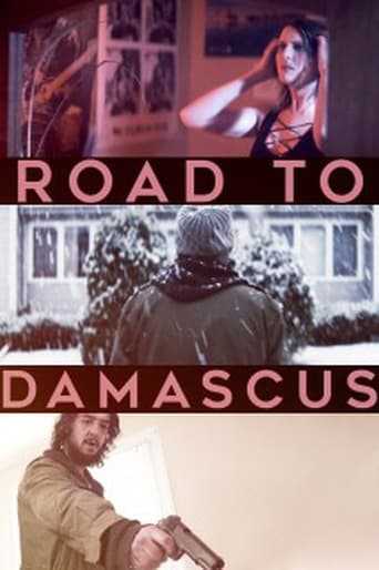Road to Damascus Poster