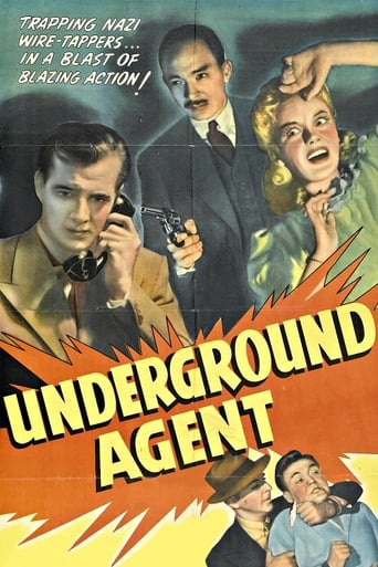 Poster of Underground Agent