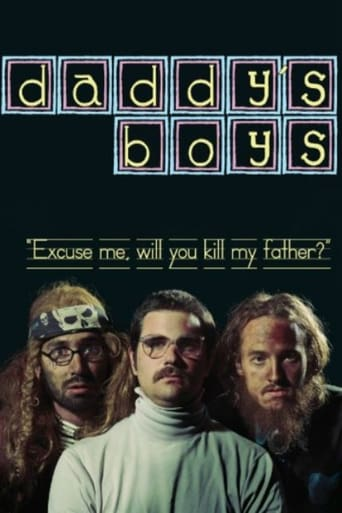 Poster of Daddy's Boys