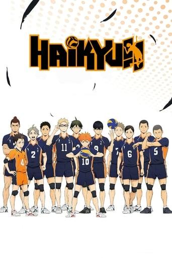 poster of Haikyu!!
