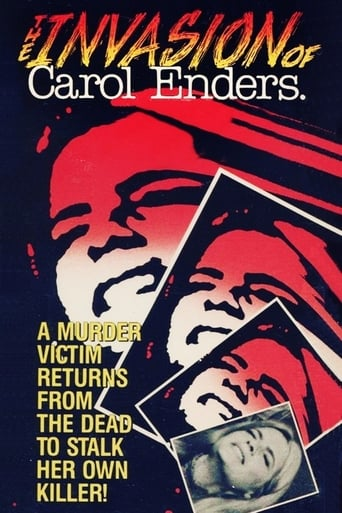 Poster of The Invasion of Carol Enders