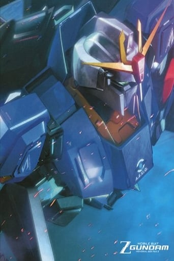 Poster of Mobile Suit Zeta Gundam