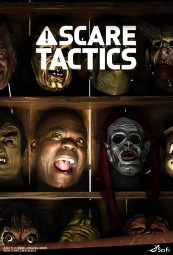 Poster of Scare Tactics