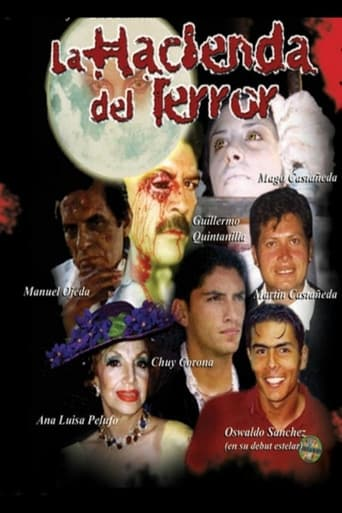 Poster of Estate of Terror