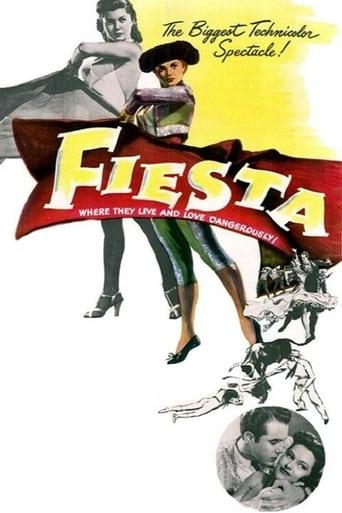 Poster of Fiesta