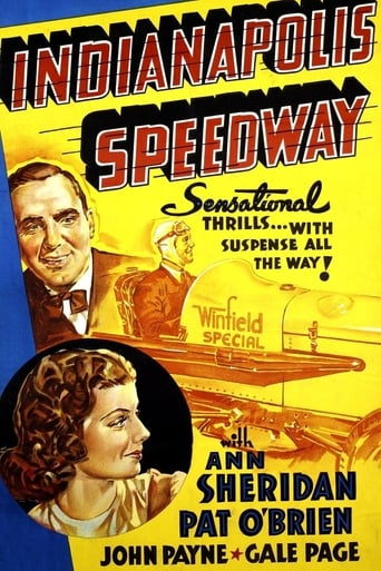 Poster of Indianapolis Speedway