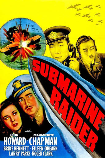 Poster of Submarine Raider